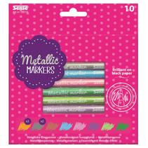 markers Metallic 10 stuks