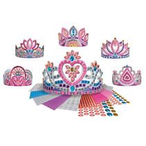 tiara sticky mosaics twinkle junior roze