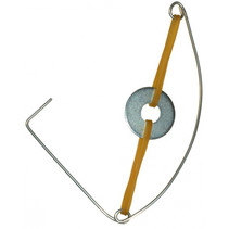 knutselset junior staal/rubber zilver/bruin