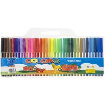 viltstiften Colors junior 36 stuks