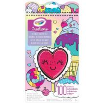 kleurboek Oh So Sweet meisjes 28 cm papier 120-delig