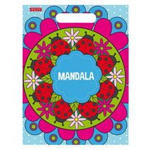 kleurboek Mandala karton