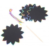 krasmotieven ster 10 cm