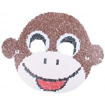 hobbyset diamond apenmasker 20 cm