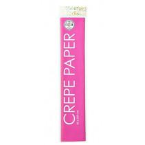 crêpepapier 250 x 50 cm roze