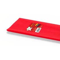 crêpepapier 50 x 250 cm rood