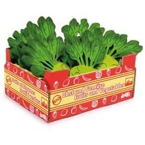 koolrabi box hout junior 17 x 14 x 8,5 cm 13-delig