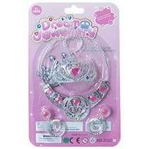 sieradenset Dream Jewellery 4-delig roze