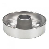 tulbandvorm zilver metaal junior 12 x 4 cm