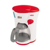 Koffiezetapparaat met licht en geluid rood