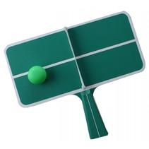behendigheidsspel Ping Pong 30 x 25 cm groen