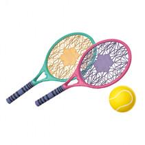 tennisset 60 x 26 x 6 cm 4-delig