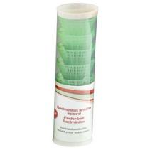 Badminton shuttles kunststof 6 stuks groen