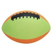 speelgoed rugbybal 18 cm oranje