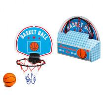 basketbalbordset retr-Oh 18,5 x 23,5 cm multicolor