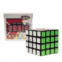 Rubik's Cube 4 x 4 Luna 6,2 cm tweedelig