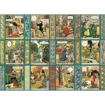 legpuzzel Garderner's Calender karton 1000 stukjes