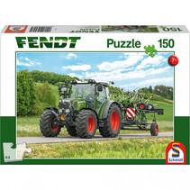 legpuzzel Fendt 211 Vario - Twister junior 150 stukjes