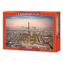 legpuzzel Cityscape of Paris 1500 stukjes