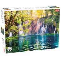 legpuzzel Plitvice meren 67 x 48 cm 1000 stukjes