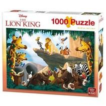 legpuzzel Disney The Lion King 1000 stukjes