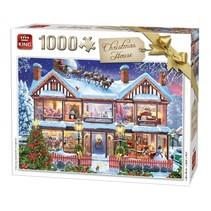 Legpuzzel Christmas House 1000 Stukjes
