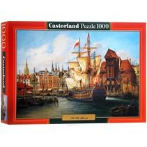 legpuzzel The Old Gdansk 1000 stukjes