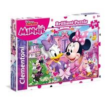 puzzel Brilliant Puzzle Minnie 104 stukjes