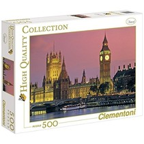 Puzzel London 500 stukjes