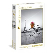 legpuzzel Romantic Paris karton 500 stukjes