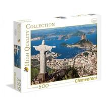 legpuzzel Rio de Janeiro karton 500 stukjes