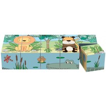 blokkenpuzzel Kids Collection junior karton 10-delig