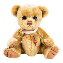 knuffelbeer Teddy Bente junior 35 cm pluche lichtbruin