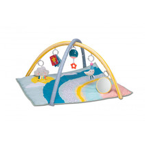 babygym Magical Mini Moon junior 87 x 48 cm geel