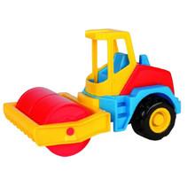 walsmachine junior 25 cm blauw/geel/rood