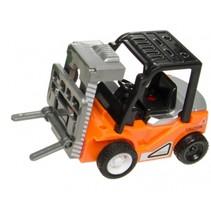 heftruck oranje 12 cm