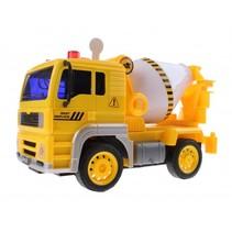 betonmolen jongens 12 cm geel