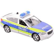 politie-auto Super Cars met licht en geluid 11 cm