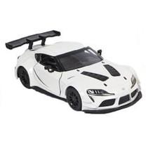 speelgoedauto Toyota GR junior 12,5 cm die-cast wit
