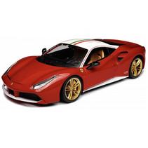 auto Ferrari 70 jaar 25 cm rood