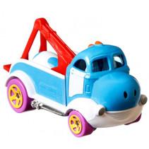 auto Gaming Character: Blue Yoshi junior blauw/wit