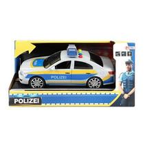 politieauto Duitsland junior 36 x 18,5 cm