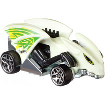 auto Color Shifters junior 1:64 staal wit/groen