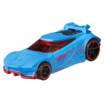 auto Color Shifters junior 1:64 staal blauw/rood