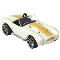 auto Color Shifters junior 1:64 staal wit/goud