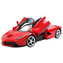 auto RC Ferrari junior 30 cm rood 2-delig