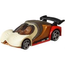 voertuig Star Wars Nein Nunb 7 cm ivoorwit/bruin