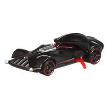 voertuig Star Wars Darth Vader 7 cm diecast zwart