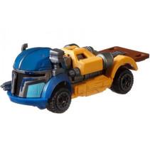 voertuig Star Wars Heavy Infantry 7 cm blauw/geel