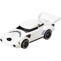 voertuig Star Wars Stoormtrooper 7 cm diecast wit